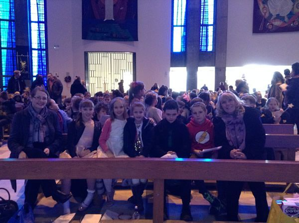 Advent Service Metropolitan Cathedral of Christ the King Liverpool - December 2017 5
