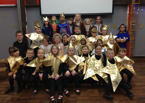 Year 2 Sparkle Performance Image 1