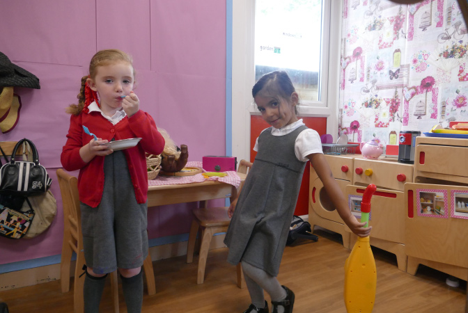 Reception's classroom preview 4