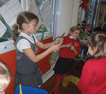 Children in the Science Club