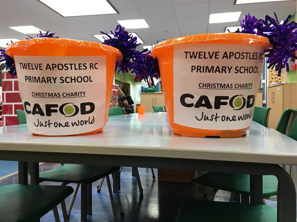 Advent Charity CAFOD 4