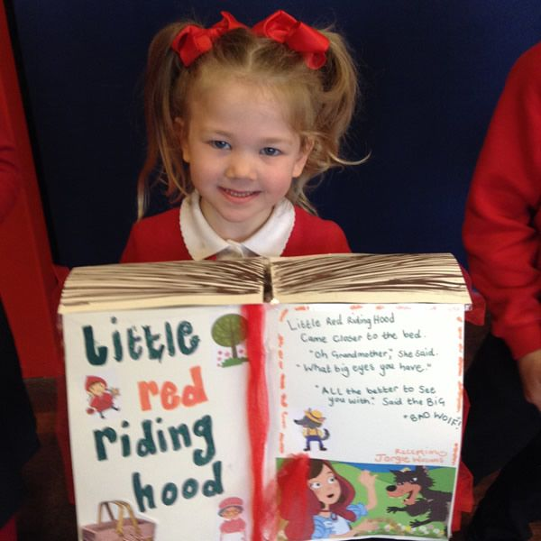 Celebration of World Book Day 2018 - March 3