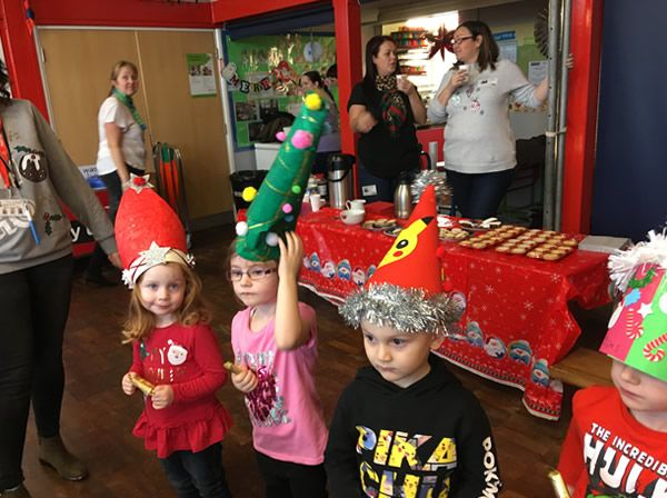 Christmas Hat Parade 2018 - December 2018 1
