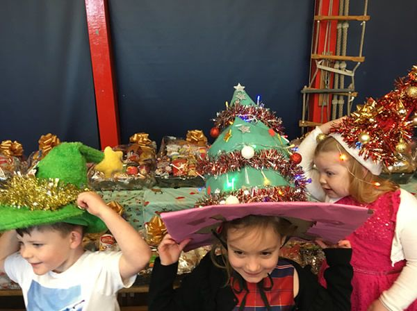Christmas Hat Parade 2018 - December 2018 3