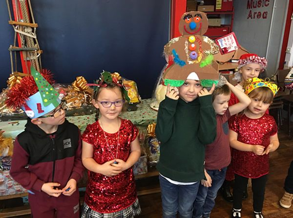 Christmas Hat Parade 2018 - December 2018 4