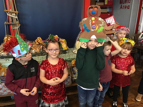 Christmas Hat Parade 2018 - December 2018 5