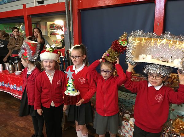 Christmas Hat Parade 2018 - December 2018 7