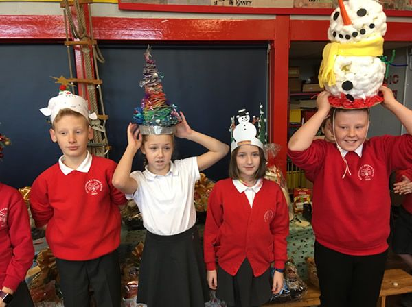 Christmas Hat Parade 2018 - December 2018 9