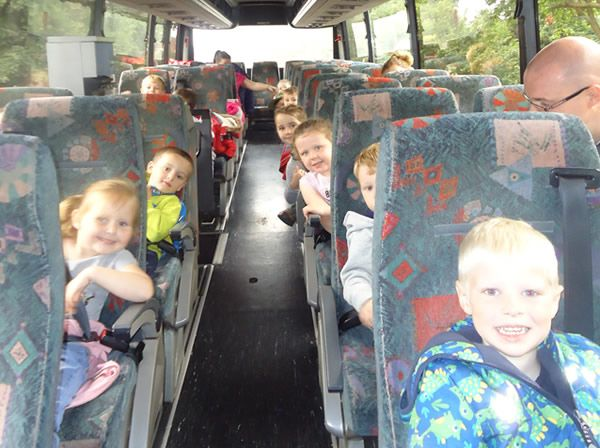 Reception Class visit to Formby Beach - July 2017 1