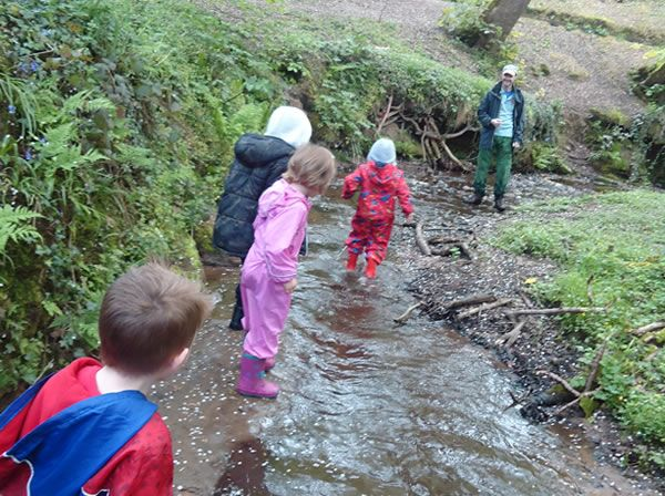 Reception 'Fairy Forest' Trip - April 2019 1