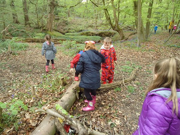 Reception 'Fairy Forest' Trip - April 2019 2