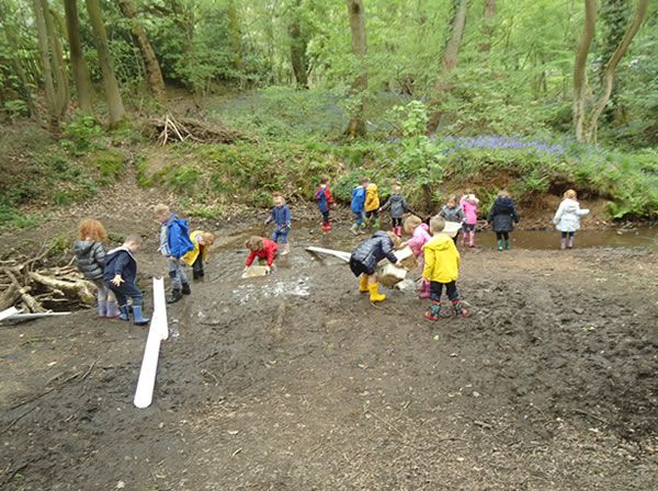 Reception 'Fairy Forest' Trip - April 2019 6