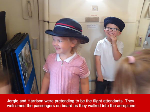 Reception visited Manchester Airport – July 2018 8