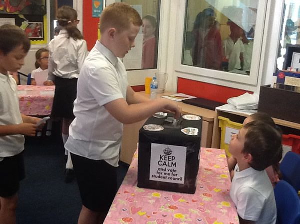 School Council Elections – July 2018 2