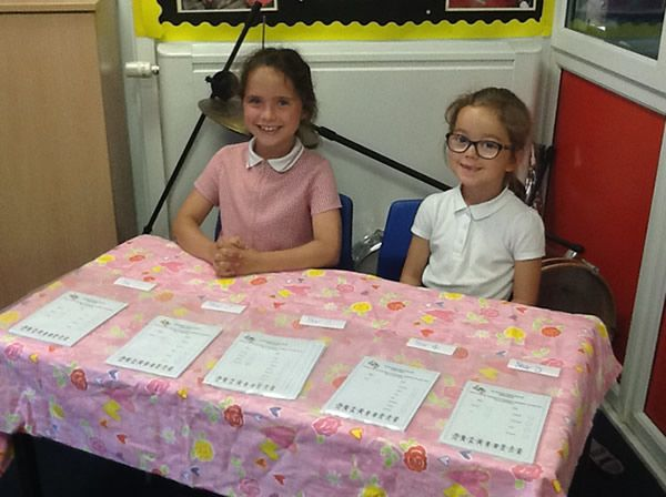 School Council Elections – July 2018 1
