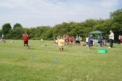 Sports Day - June 2015 1