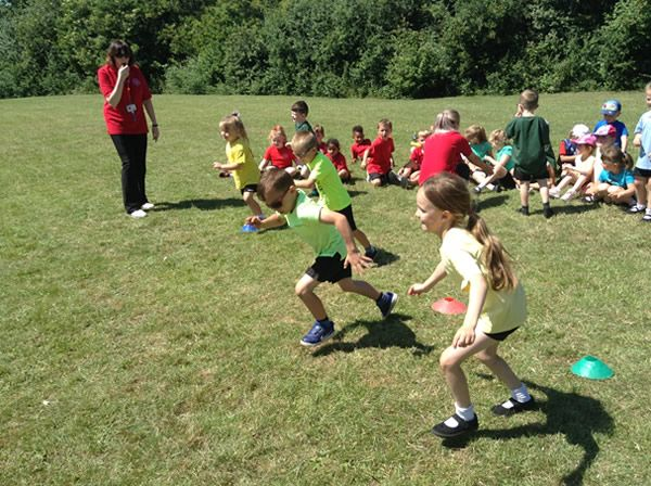 Sports Day – June 2018 3