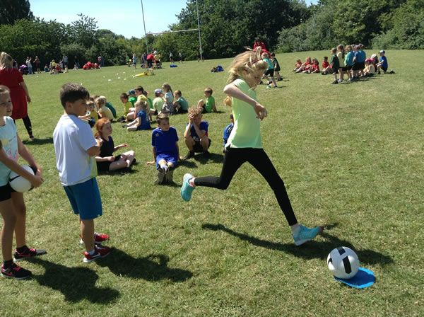 Sports Day – June 2018 1