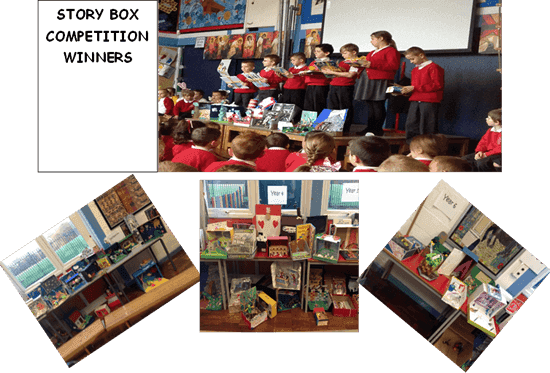 Story Box Competition Winners