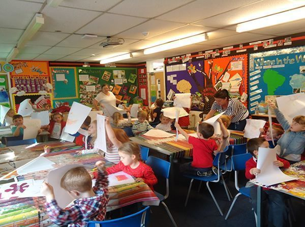 Whole School French Day October 2016 2