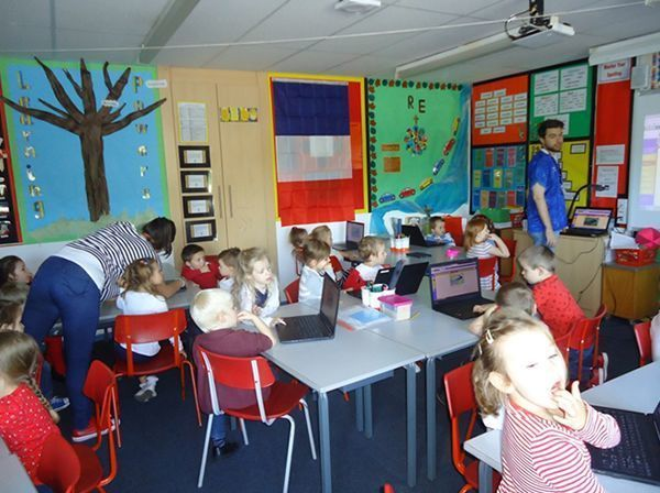 Whole School French Day October 2016 7