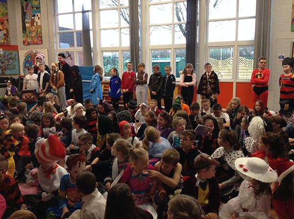 World Book Day - March 2019 6