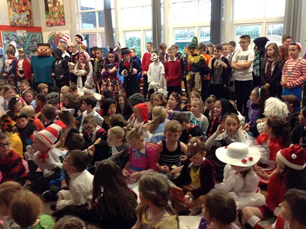 World Book Day - March 2019 7