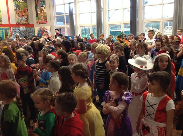 World Book Day - March 2019 8