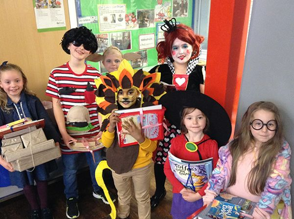 World Book Day - March 2019 9