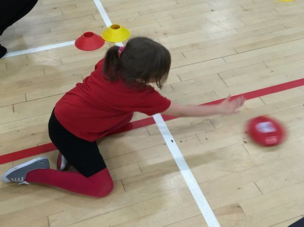 Year 2 Curling Event