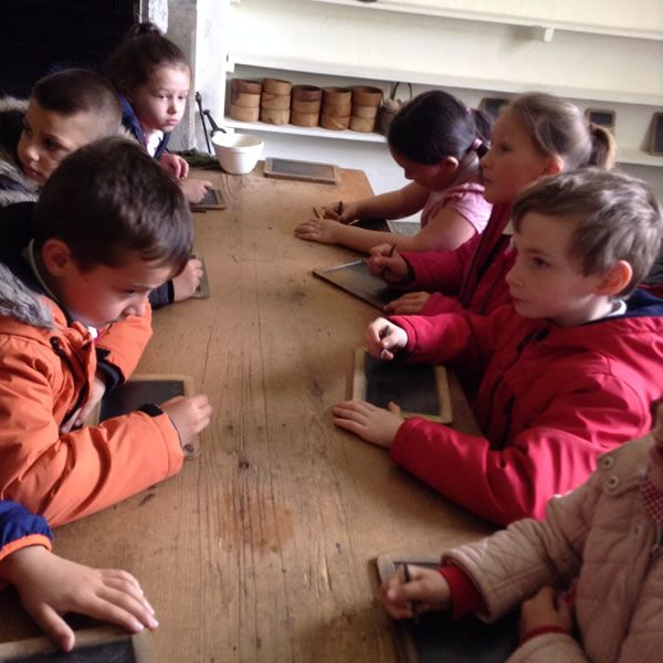 Year 3 visit Quarry Bank Mill - May 2019 4