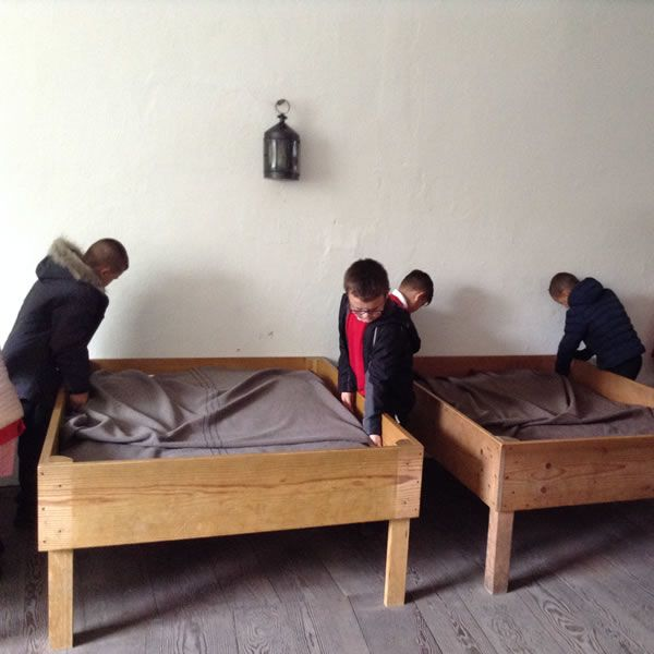 Year 3 visit Quarry Bank Mill - May 2019 5