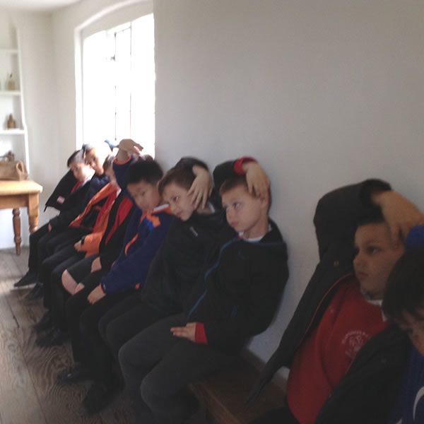 Year 3 visit Quarry Bank Mill - May 2019 6
