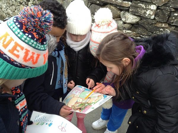 Year 3 visited Brockhole in the Lake District 1