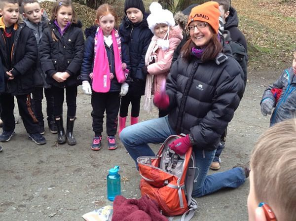 Year 3 visited Brockhole in the Lake District 2