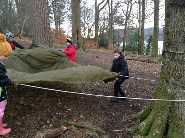 Year 3 visited Brockhole in the Lake District 3