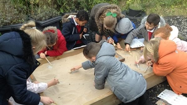 Year 3 visited Southport Eco Centre November 2