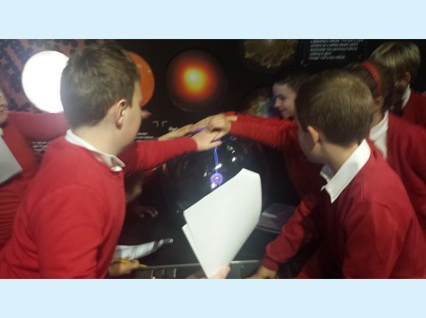 Year 5 trip to Jodrell Bank observatory October 2016 4