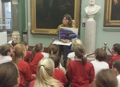 Year 5 visited Wigan Life Museum 3