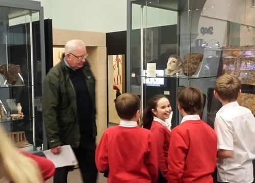 Year 5 visited Wigan Life Museum 4