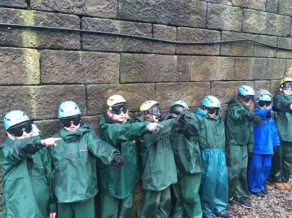Year 6 residential trip to Robin Wood - January 2019 13