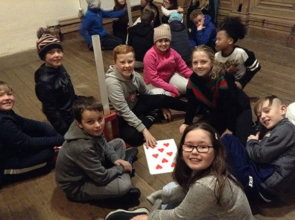 Year 6 residential trip to Robin Wood - January 2019 20