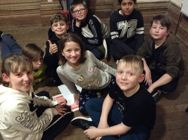 Year 6 residential trip to Robin Wood - January 2019 21