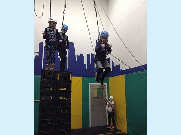 Year 6 residential trip to Robin Wood - January 2019 27