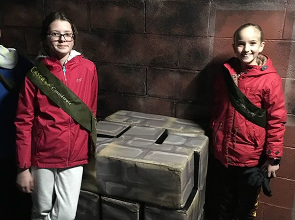 Year 6 residential trip to Robin Wood - January 2019 3