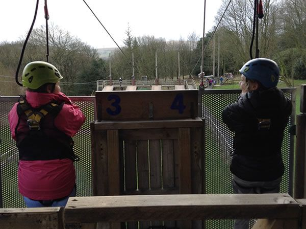 Year 6 residential trip to Robin Wood - January 2019 30