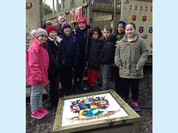 Year 6 residential trip to Robin Wood - January 2019 31