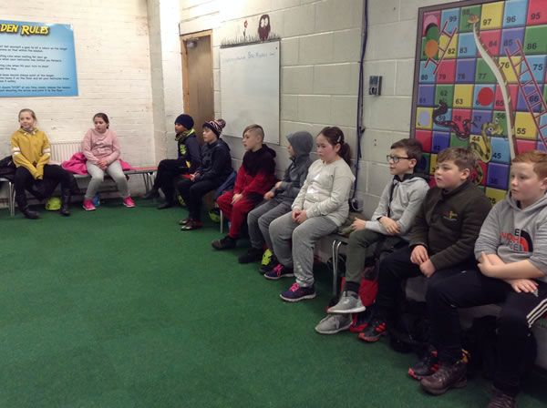 Year 6 residential trip to Robin Wood - January 2019 32