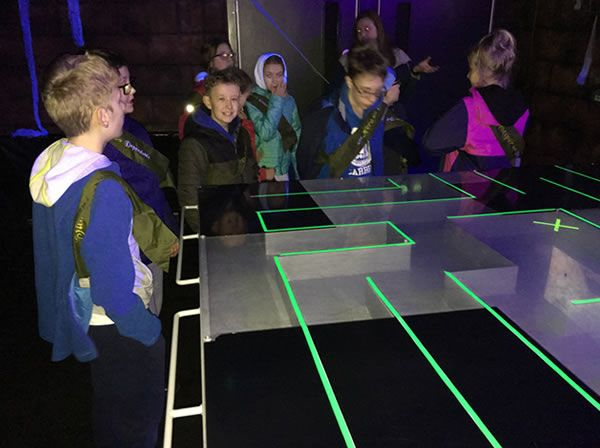 Year 6 residential trip to Robin Wood - January 2019 4