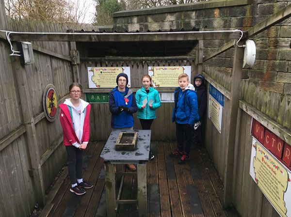Year 6 residential trip to Robin Wood - January 2019 6